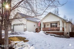 Property for sale at 17118 Hideaway Ridge Drive, Eagle River,  AK 99577