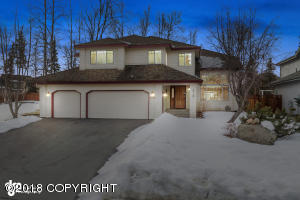 Property for sale at 8730 Sonora Circle, Eagle River,  AK 99577