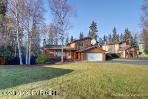 Property for sale at 18846 Andreanof Drive, Eagle River,  AK 99577