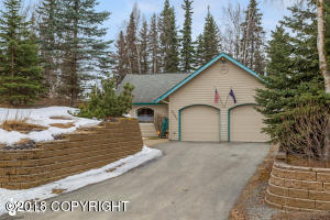 Property for sale at 8630 Solar Drive, Anchorage,  AK 99507