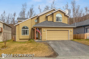 Property for sale at 20035 Highland Ridge Drive, Eagle River,  AK 99577