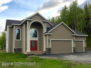 Property for sale at 762 S Tundra Flower Lane, Palmer,  AK 99645