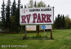 Property for sale at Mi 4.5 Tok Highway, Gakona,  AK 99586