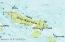 Dry Spruce Island, Alaska Topo map 2