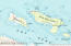 Dry Spruce Island, Alaska Topo map