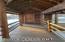 Walkway to sauna