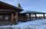Main house w/lakeside deck