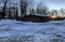 Snow machine shed