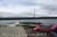 70' urethane dock with boardwalk