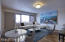 Apartment living/dining