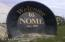 Welcome to Nome!