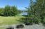 Western boundary w/ lake