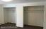 Unit 6 Bedroom Closet