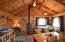 Vaulted Ceilings, Cabin #2