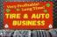 Tire & Auto Business for sale