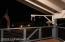 North deck upstairs with crane hoist