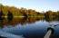 Kayaking near the boat ramp