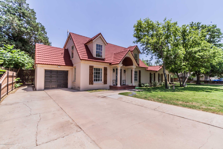1521 S Fannin ST, Amarillo, Texas