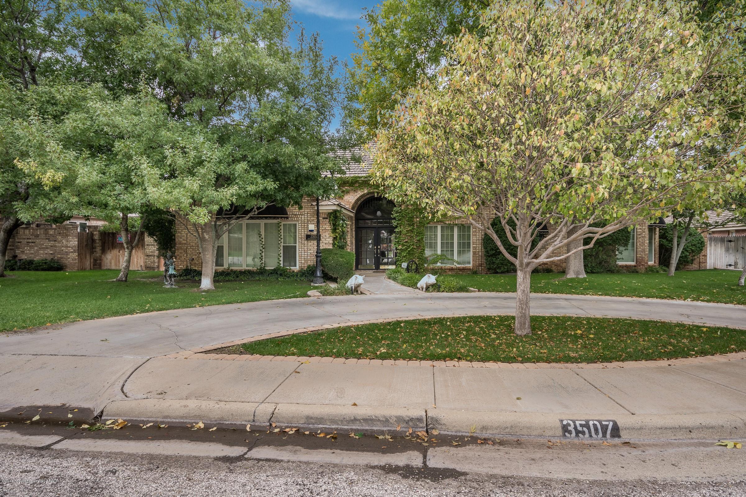 3507 KENSINGTON PL, Amarillo, Texas