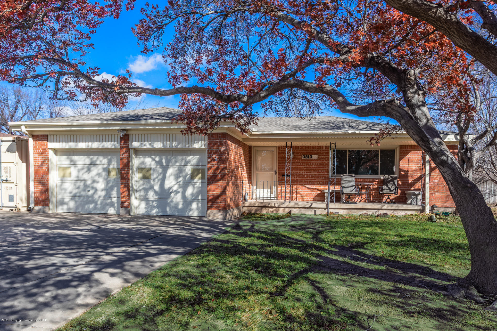 3813 LEWIS LN, Amarillo in Randall County, TX 79109 Home for Sale