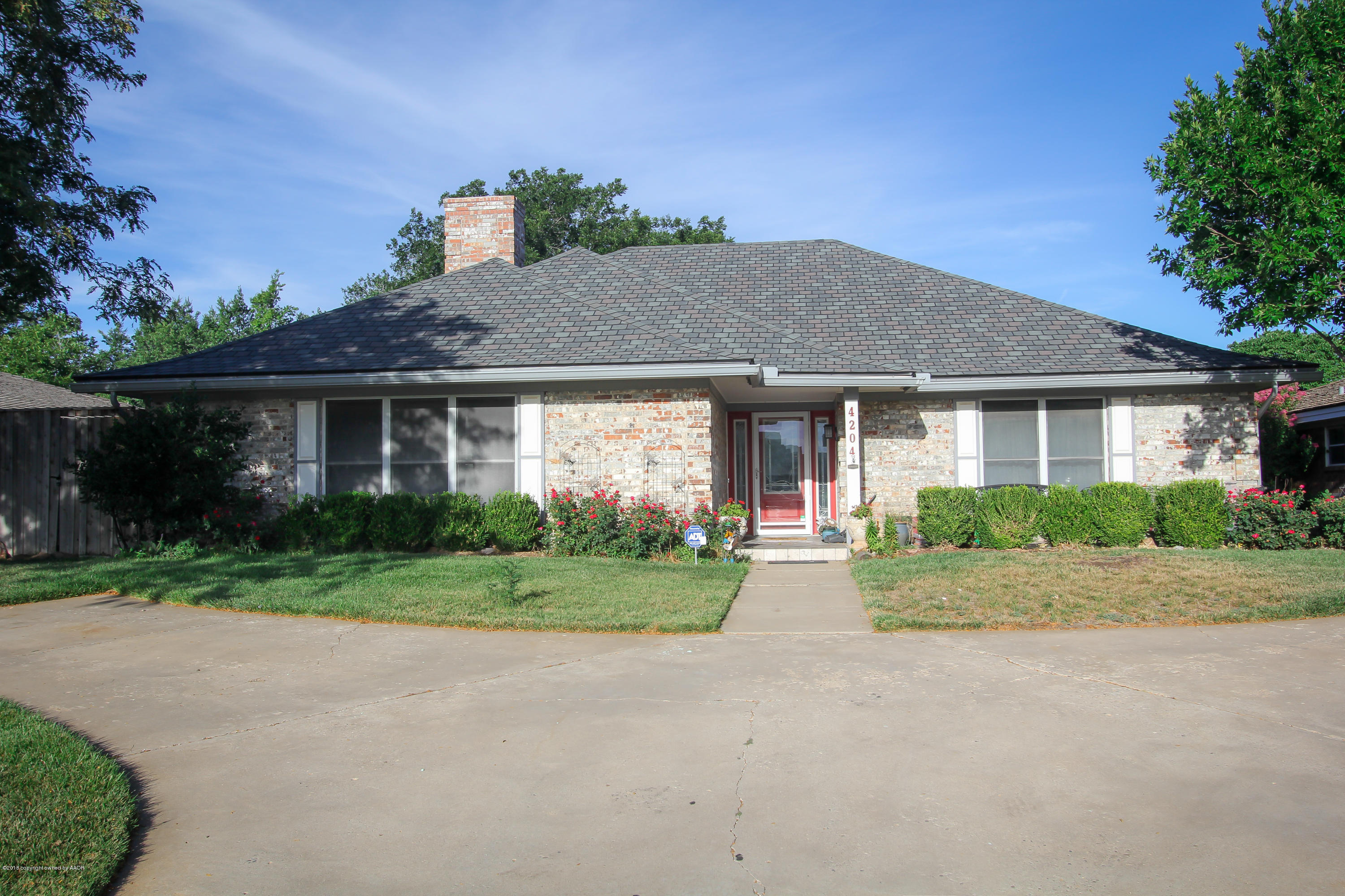 4204 Danbury St, Amarillo in Randall County, TX 79109 Home for Sale