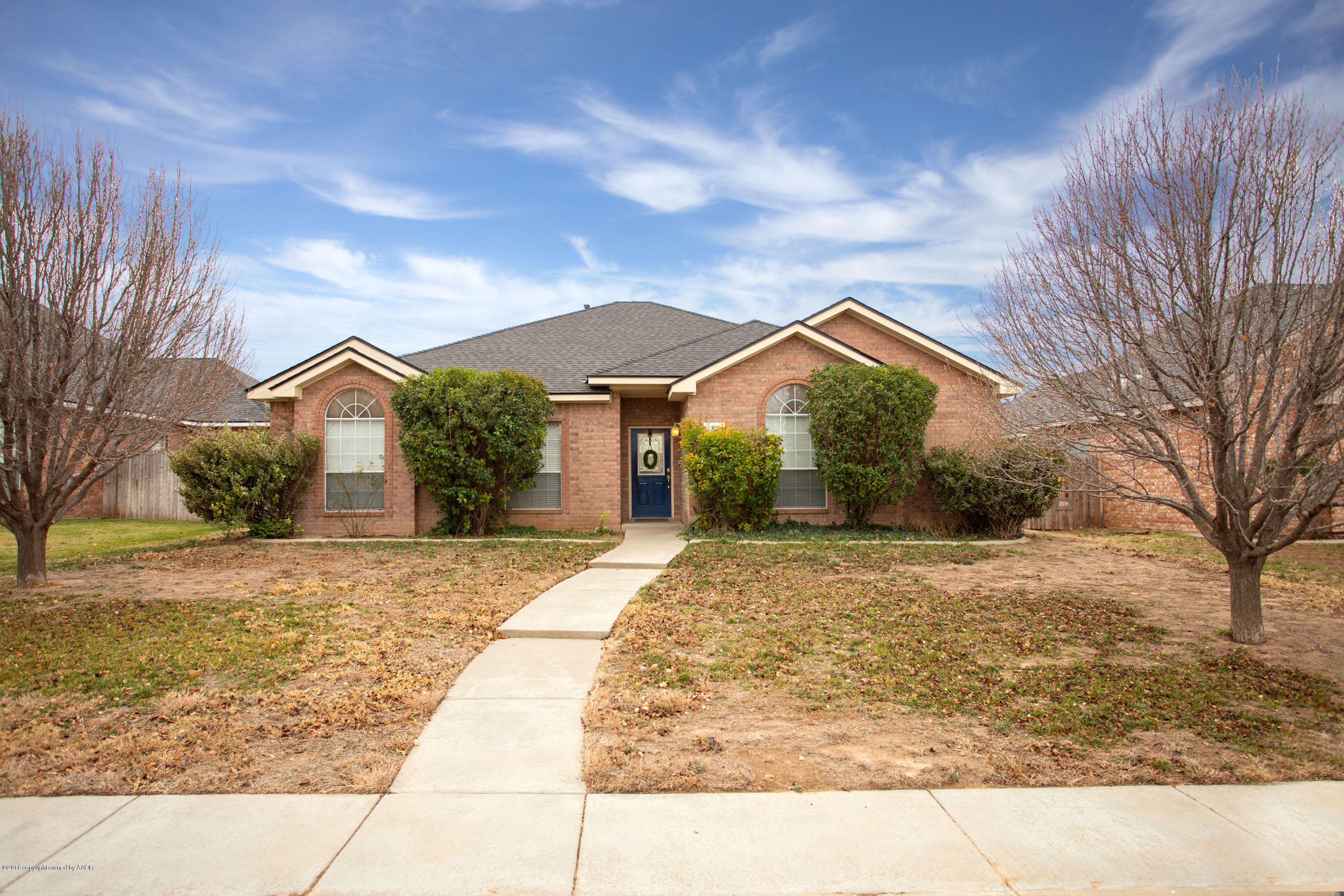 1505 ALLISON LN, Amarillo in Randall County, TX 79118 Home for Sale