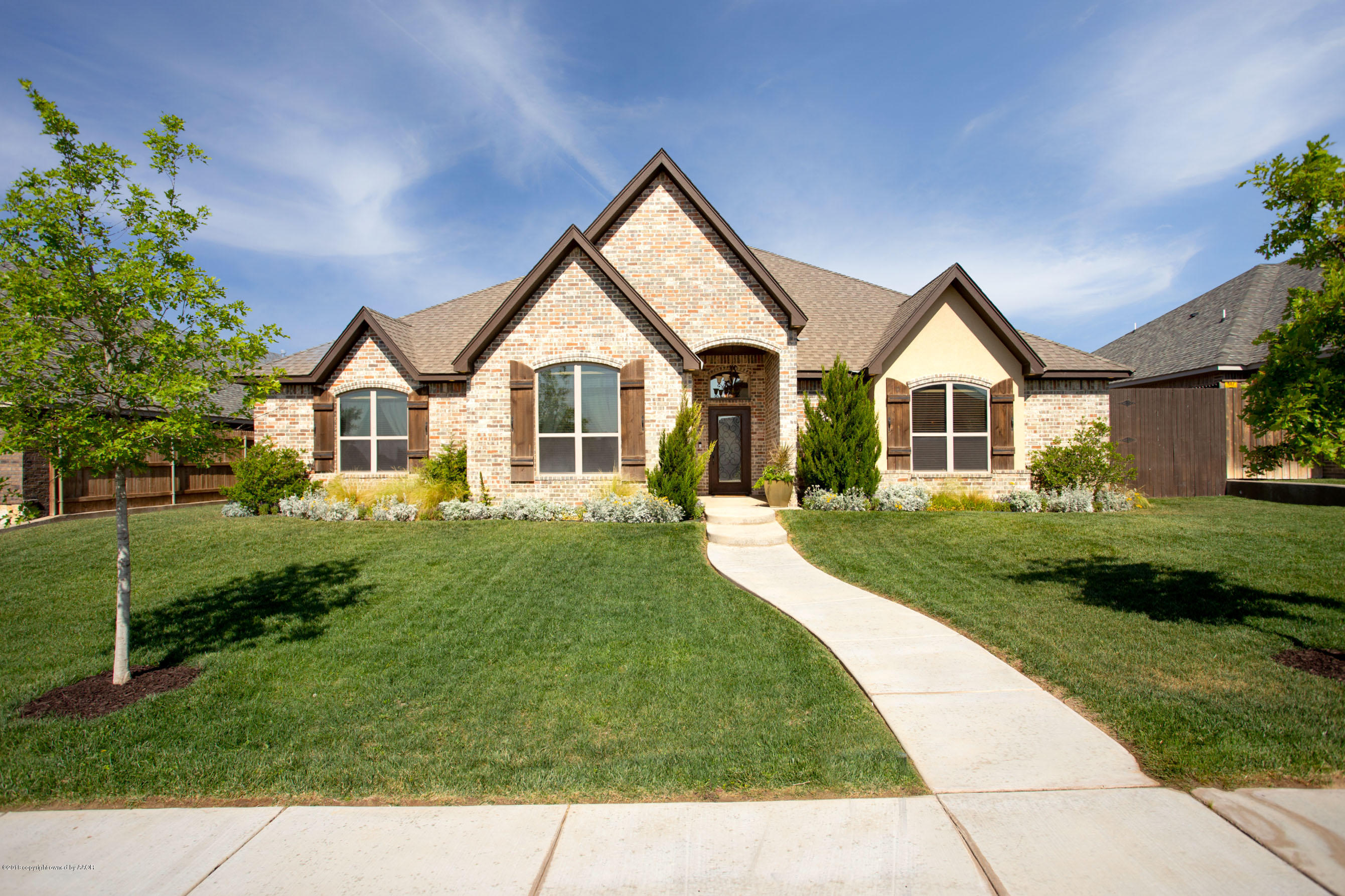 6500 PARKWOOD PL, Amarillo in Randall County, TX 79119 Home for Sale