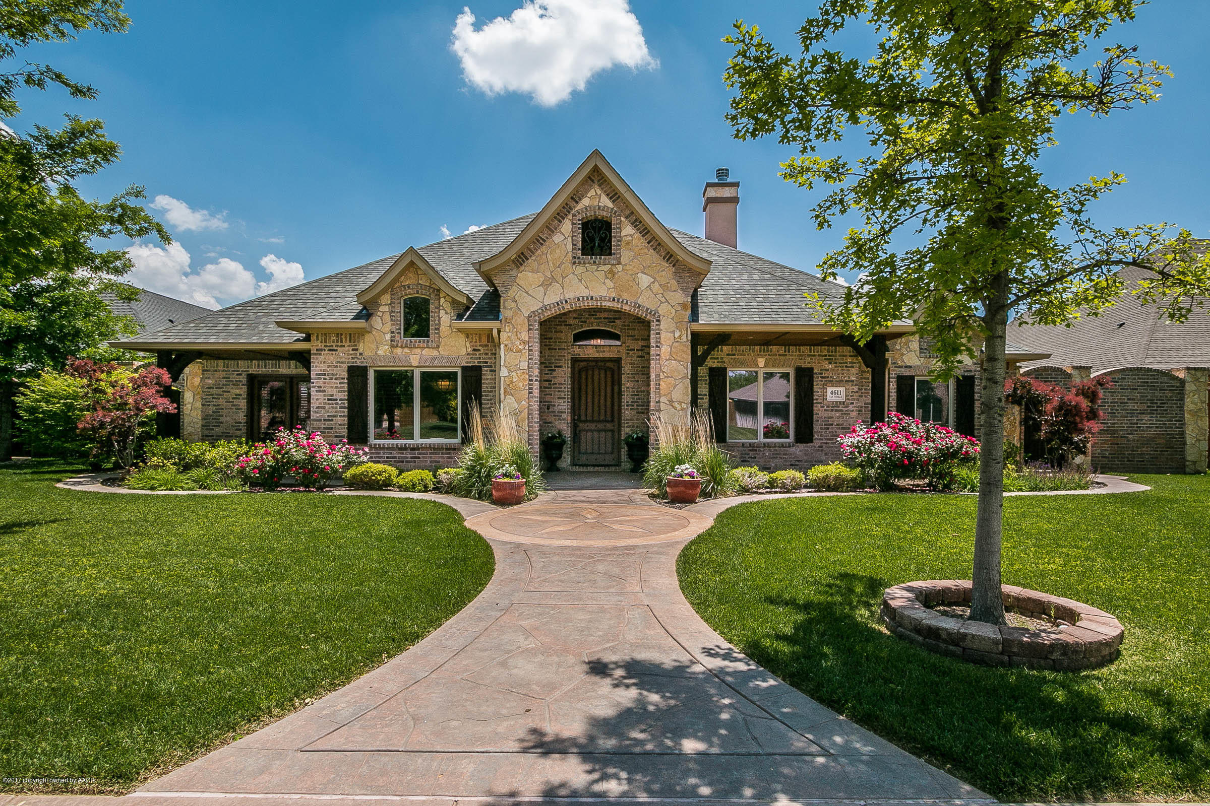4611 Van Winkle DR, Amarillo in Randall County, TX 79119 Home for Sale