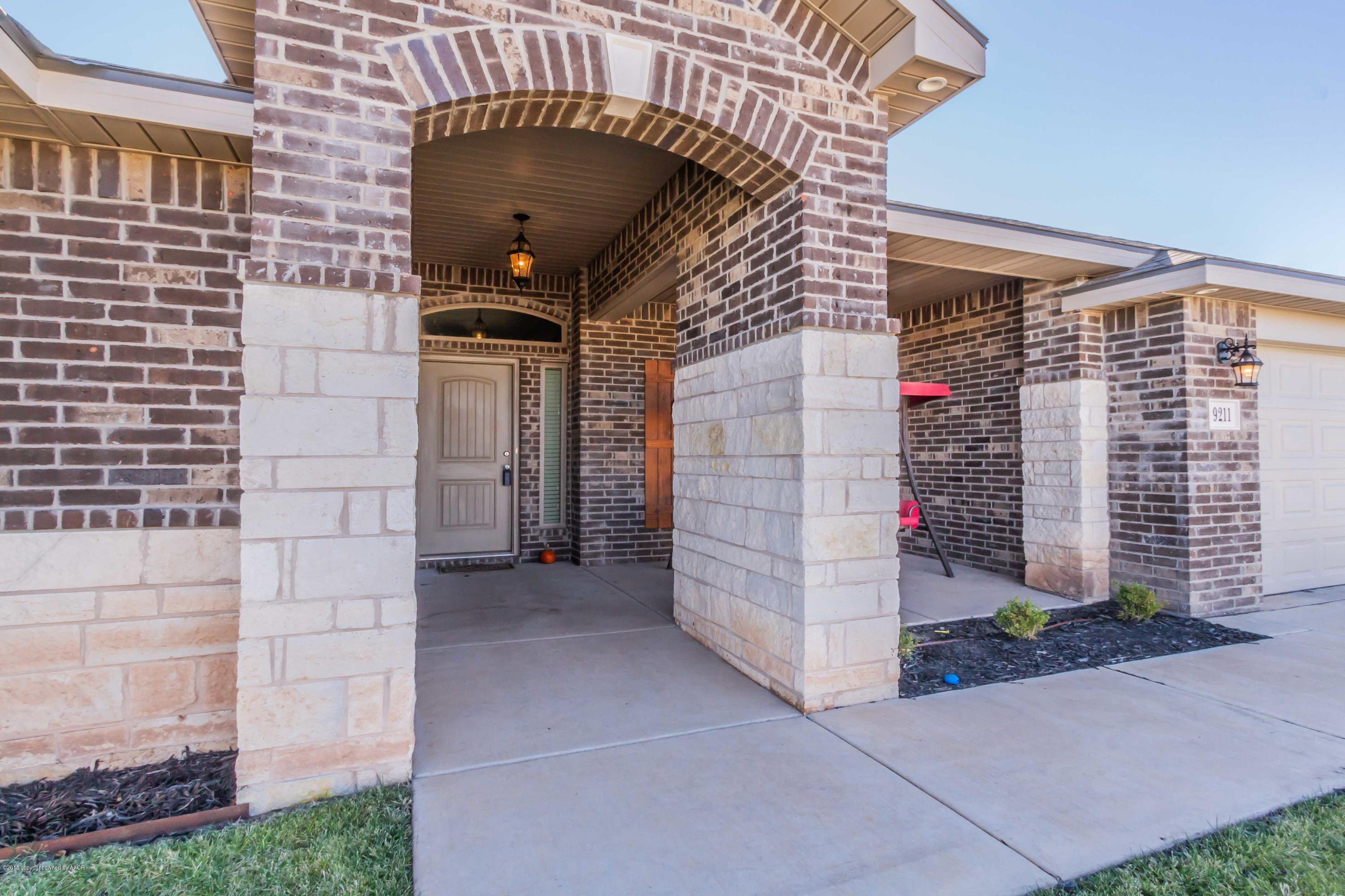 One of Amarillo 4 Bedroom Homes for Sale at 9211 ROCKWOOD DR