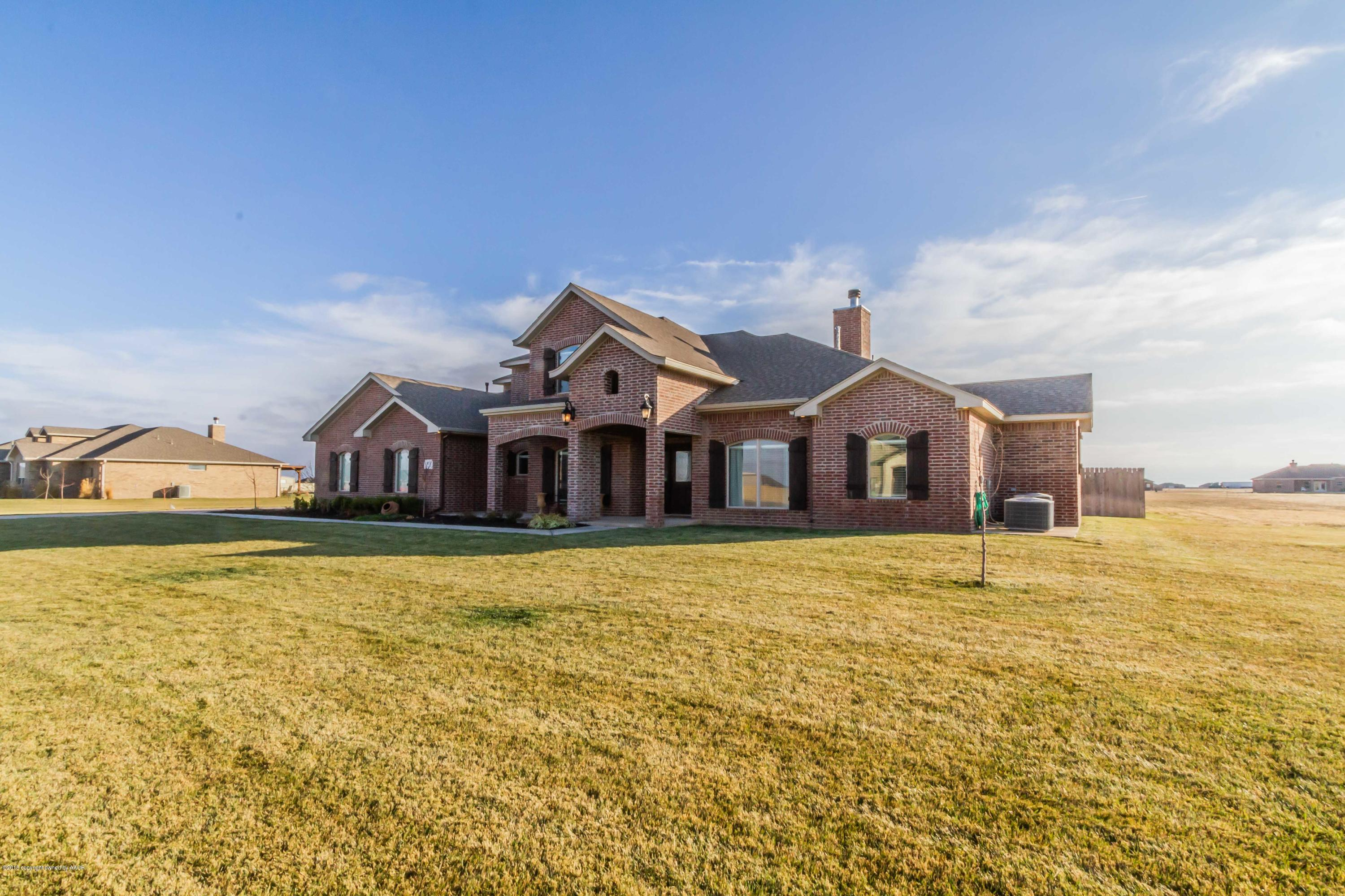 18351 STONE CREEK RD, Amarillo in Potter County, TX 79124 Home for Sale