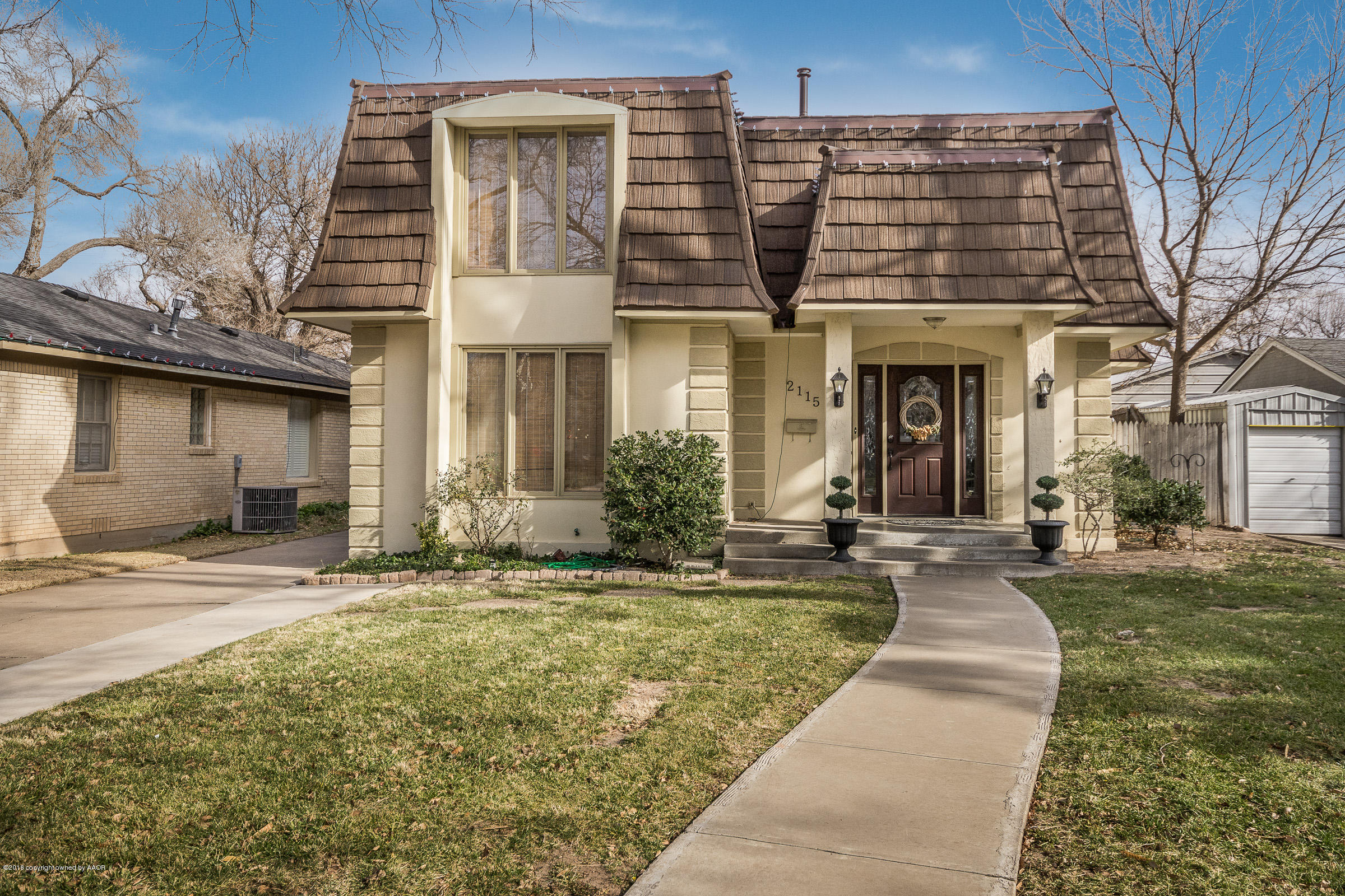 One of Amarillo 4 Bedroom Homes for Sale at 2115 HUGHES ST S.