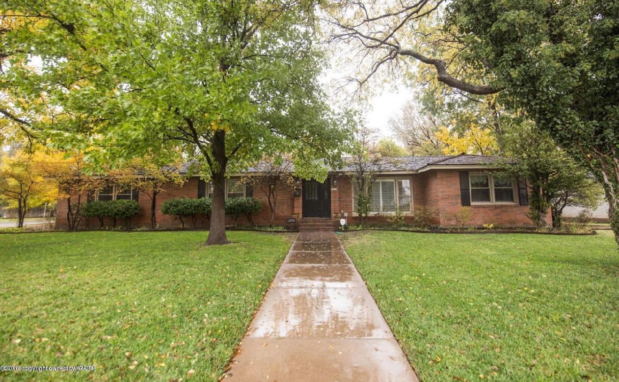 2401 BOWIE ST, Amarillo in Potter County, TX 79109 Home for Sale