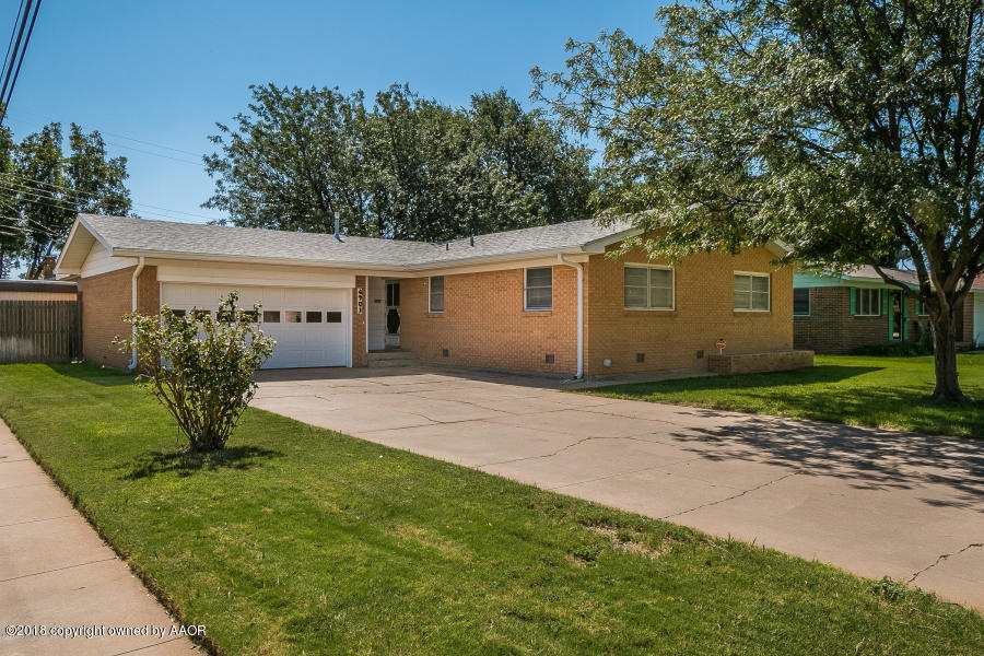 4701 LAMAR ST, Amarillo in Randall County, TX 79110 Home for Sale
