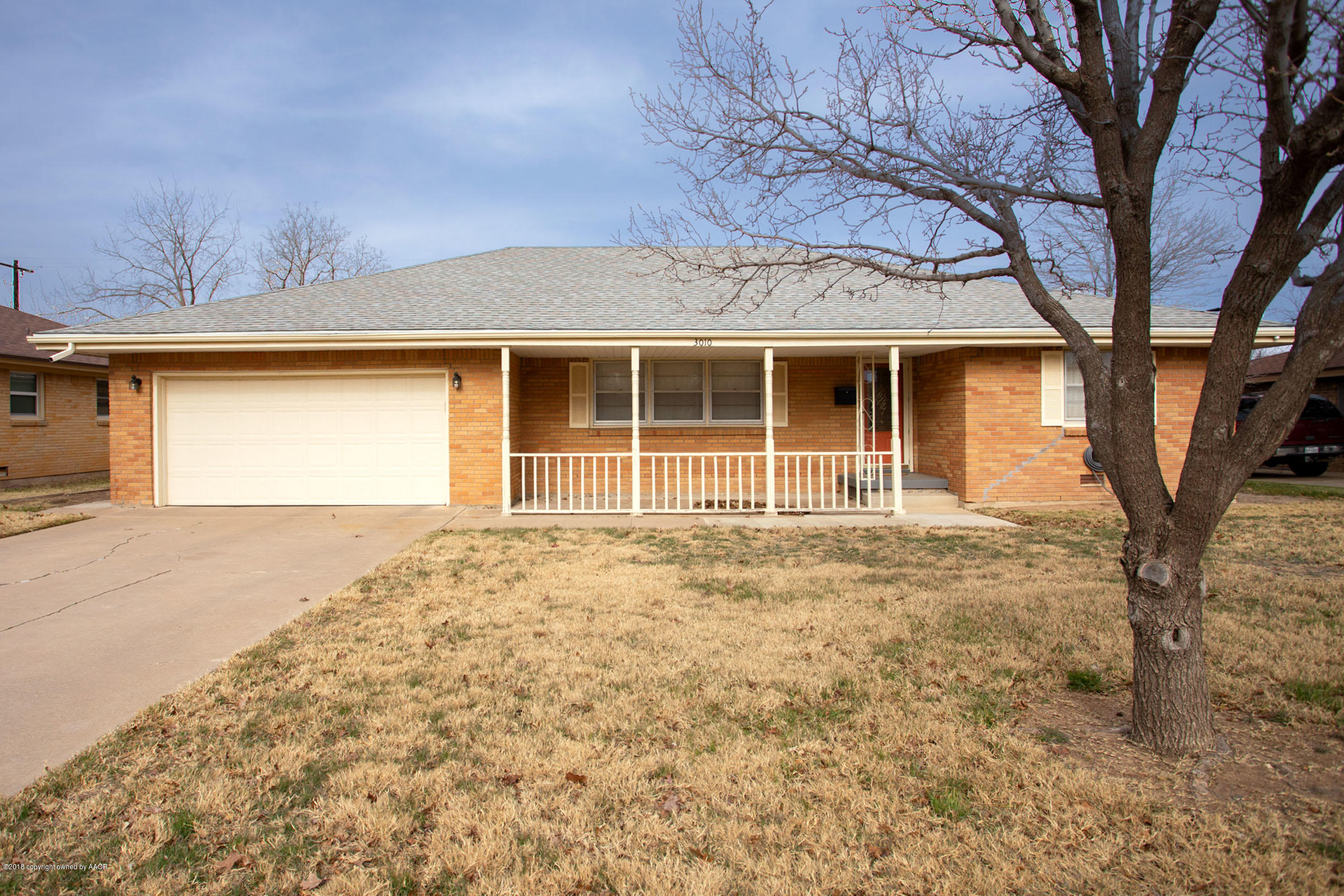 3010 MOCKINGBIRD LN, Amarillo in Randall County, TX 79109 Home for Sale