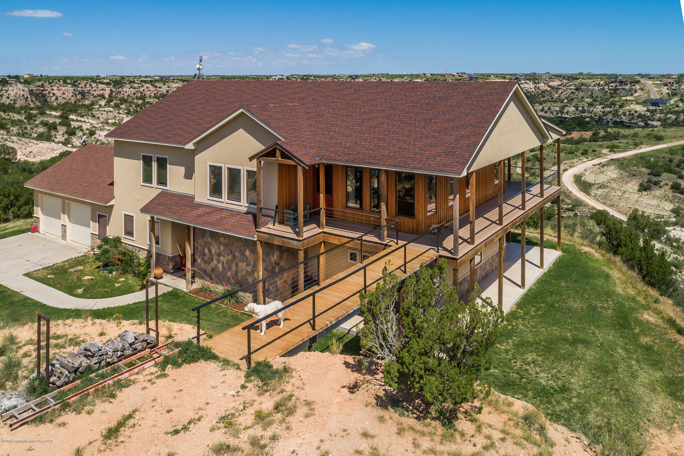 Photo of 7701 DISTANT VIEW DR, Amarillo, TX 79118