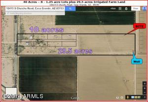 Property for sale at 10415 S Chuichu Road, Casa Grande,  Arizona 85193