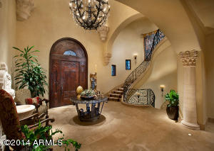3 - Front Entry Foyer