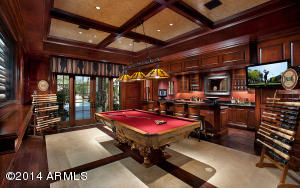 12 - Billiards Room