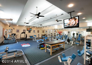 25 - Private Fitness Facility