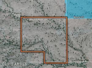 Property for sale at 000 Magma Road, Queen Creek,  Arizona 85140