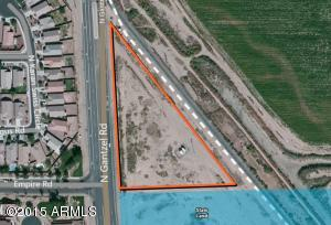 Property for sale at 0000 N Gantzel Road, Florence,  Arizona 85132