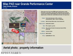 Property for sale at SEC Hwy 84 And Guinn Drive, Casa Grande,  Arizona 85122