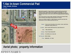 Property for sale at SEC Trekell And Kortsen Road, Casa Grande,  Arizona 85122
