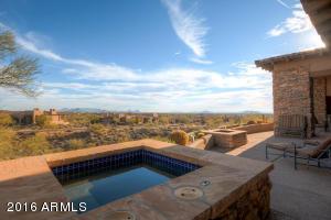 9849 E Forgotten Hills Drive Scottsdale, AZ 85262