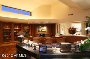 Great Room's Bar