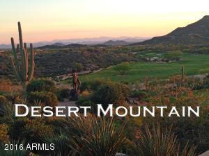 Desert Mountain Cochise Geronimo View