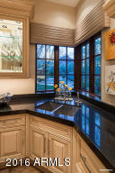 Kitchen Sink with View to Camelback