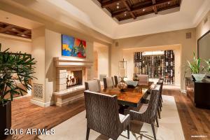 Dining Room To Wine Room