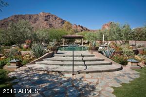 Beautiful Pool Landscaping