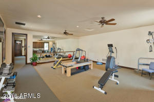 Large Exercise Room